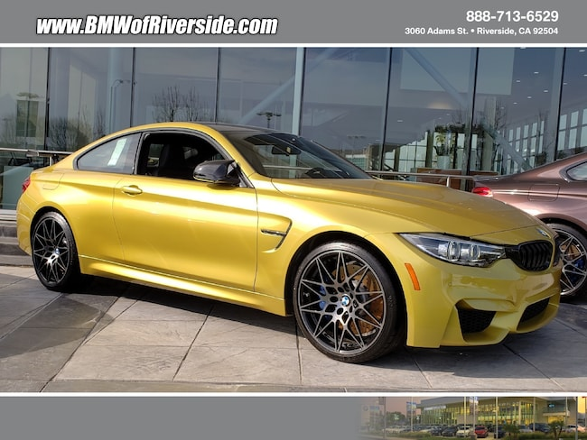 New 2019 Bmw M4 Coupe For Sale In Ontario Ca Serving Fontana