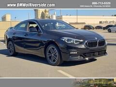 New 2021 BMW 228i sDrive Gran Coupe WBA53AK08M7H51652 in Ontario CA
