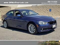 Certified 2018 BMW 320i Sedan WBA8A9C54JAH12728 in Ontario, CA