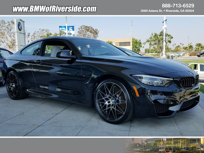2018 BMW M4 Coupe Coupe