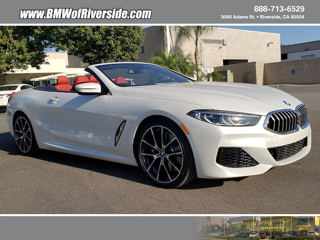 2020 BMW 840i Convertible in Greater Ontario, CA