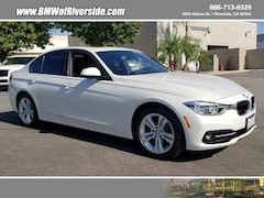 Certified 2016 BMW 328i w/SULEV Sedan WBA8E9G56GNT85391 in Ontario, CA