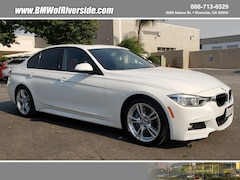 Certified 2016 BMW 328i w/SULEV Sedan WBA8E9G52GNU29497 in Ontario, CA