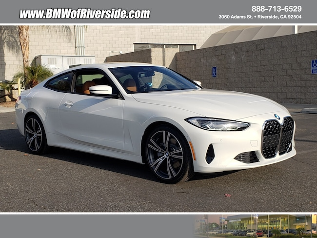 2021 BMW 430i Coupe in Greater Ontario, CA