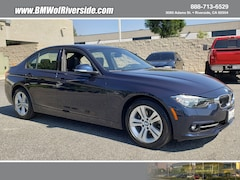 Certified 2016 BMW 328i w/SULEV Sedan WBA8E9G54GNT86085 in Ontario, CA