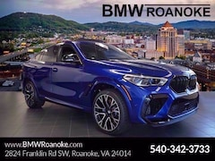 2020 BMW X6 M Competition SAV