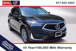 Used 2020 Acura RDX Technology Package SUV for sale near you in Roanoke, VA