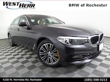 2017 BMW 5 Series 530i xDrive Sedan
