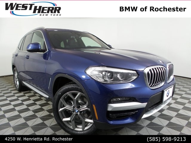 2020 Bmw X3 For Sale In Orchard Park Ny West Herr Auto Group