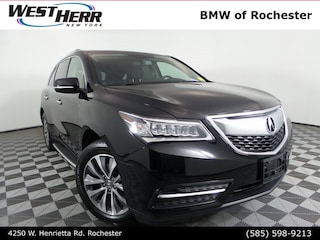 2014 Acura MDX 3.5L Technology Pkg w/Entertainment Pkg SUV