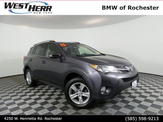 West Herr Toyota >> Used 2013 Toyota Rav4 For Sale At West Herr Toyota Of Orchard Park