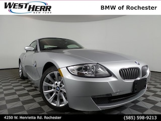 2008 BMW Z4 3.0si Coupe in [Company City]