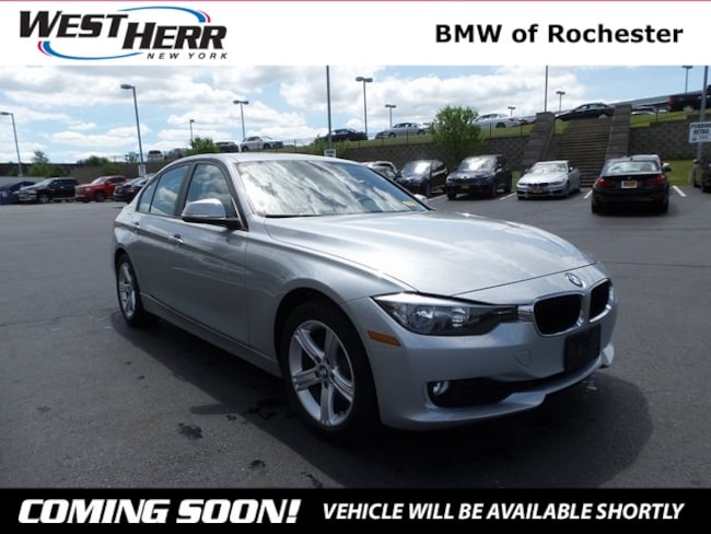 Pre-Owned 2014 BMW 320i xDrive For Sale at BMW of Rochester