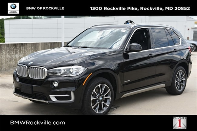 2018 BMW X5 xDrive35i Sports Activity Vehicle Sport Utility