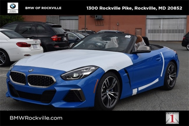 New 2020 Bmw Z4 M40i For Sale In Rockville Md