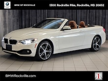 2018 BMW 430i xDrive Convertible