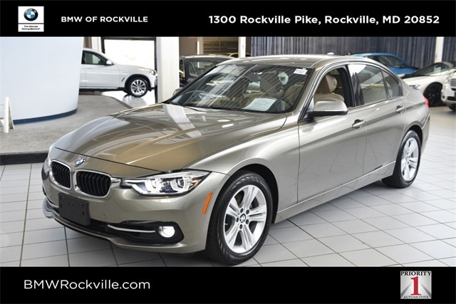 2016 Bmw 328i >> Used 2016 Bmw 328i Xdrive For Sale In Rockville Md Wba8e3g57gnt79225