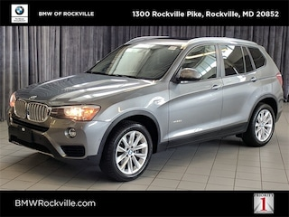 2015 BMW X3 xDrive28d SAV in [Company City]