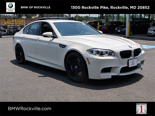 2016 Bmw M5 >> Used 2016 Bmw M5 Base For Sale In Rockville Md Wbsfv9c59gd595479