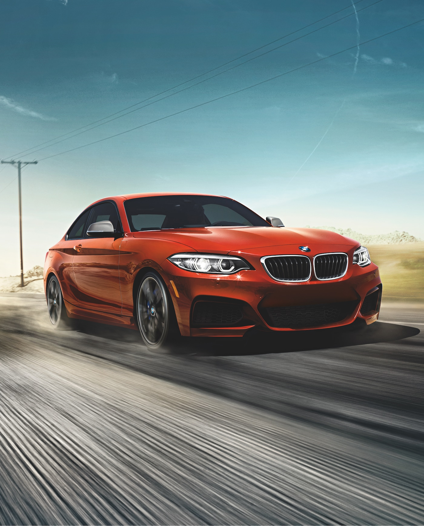 Style and capabilities of the 2020 BMW 2 Series | Red BMW 2 Series