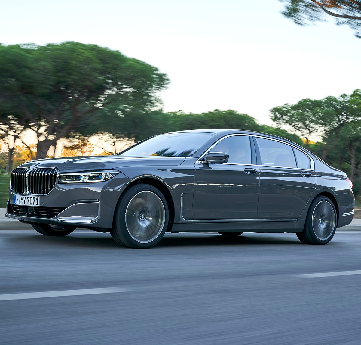 Style and Performance of the 2020 BMW 7 Series at BMW of Rockville in Rockville