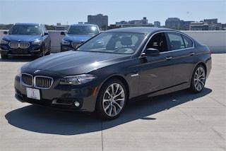 2016 BMW 535i xDrive Sedan in [Company City]