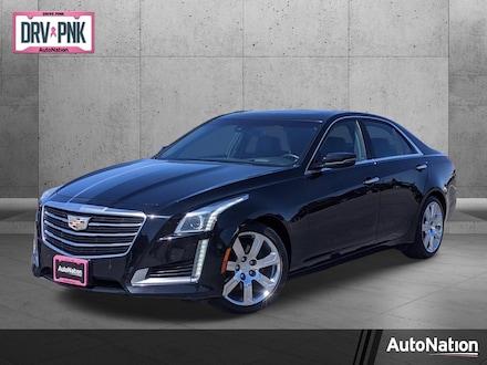 2015 CADILLAC CTS 3.6L Premium Sedan