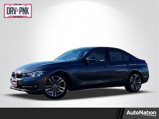 2016 BMW 328i w/SULEV Sedan