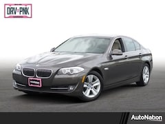 Used 2013 BMW 528i Sedan in Houston