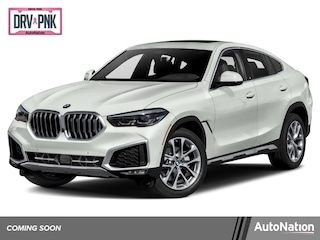 2020 BMW X6 M50i Sports Activity Coupe