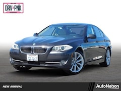 Used 2011 BMW 535i Sedan in Houston