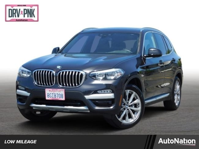 Used 2019 BMW X3 sDrive30i SAV in Roseville, CA
