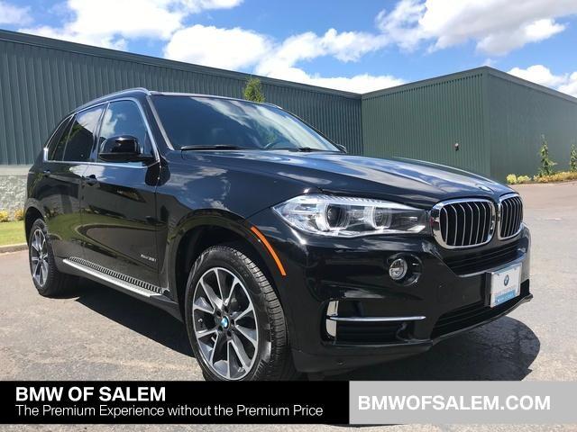 Pre-Owned 2017 BMW X5 xDrive35i SAV Jet Black For Sale