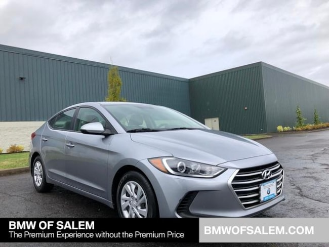 2017 Hyundai Elantra SE Sedan Salem, OR