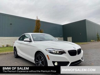Used 2020 BMW 2 Series 230i xDrive Coupe Car Salem, OR