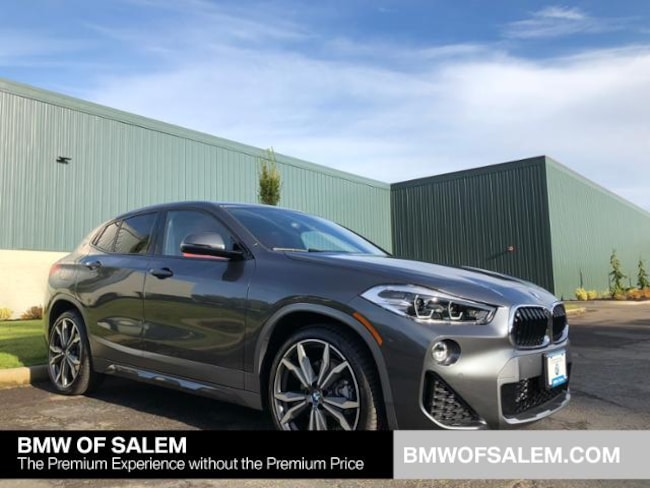 New 2018 BMW X2 xDrive28i Sports Activity Coupe Salem, OR