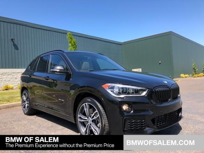 Used 2016 BMW X1 xDrive28i SUV Salem, OR