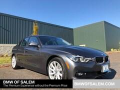 New 2018 BMW 320i xDrive Sedan in Salem, OR