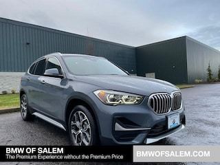 New 2021 BMW X1 xDrive28i SAV in Salem, OR
