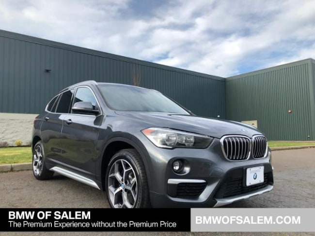 New 2018 BMW X1 xDrive28i SAV Salem, OR