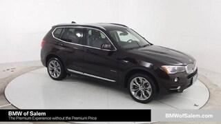 Used BMW SAVs 2016 BMW X3 AWD 4dr xDrive28i Sport Utility For Sale in Salem, OR