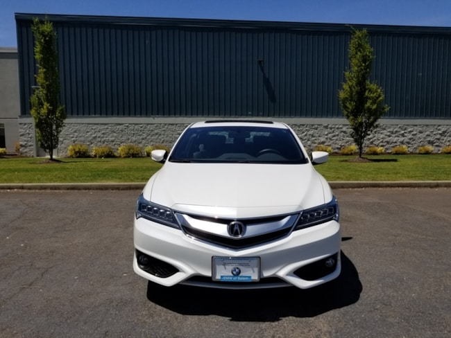 Used 2016 Acura ILX 2.4L w/Premium & A-SPEC Packages (A8) Sedan Salem, OR