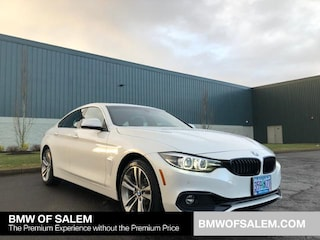 Used 2018 BMW 430i xDrive Gran Coupe Salem, OR