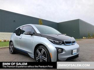 Certified Pre-Owned 2015 BMW i3 with Range Extender Hatchback Salem, OR