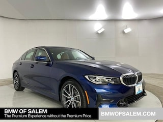 New 2020 BMW 330i xDrive Sedan in Salem, OR