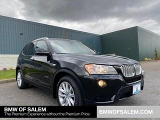 2014 BMW X3 AWD 4dr xDrive28i Sport Utility Salem, OR