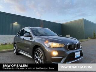 Used BMW SAVs 2018 BMW X1 xDrive28i Sports Activity Vehicle Sport Utility For Sale in Salem, OR