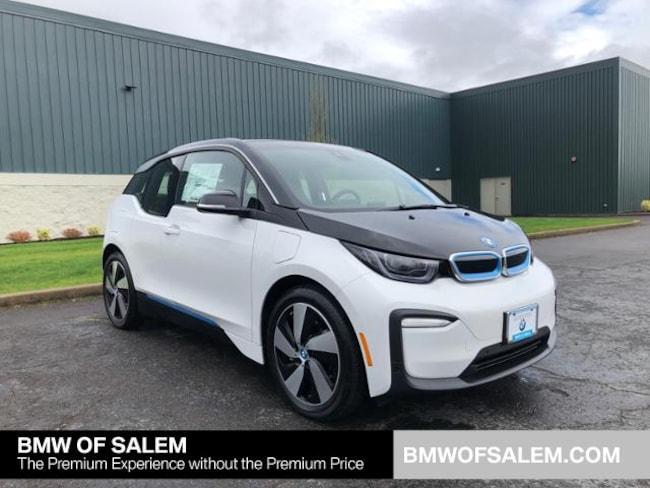 2019 BMW i3 120Ah w/Range Extender Sedan Medford, OR