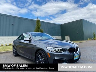 Certified Pre-Owned 2017 BMW 2 Series M240i Coupe Car Salem, OR