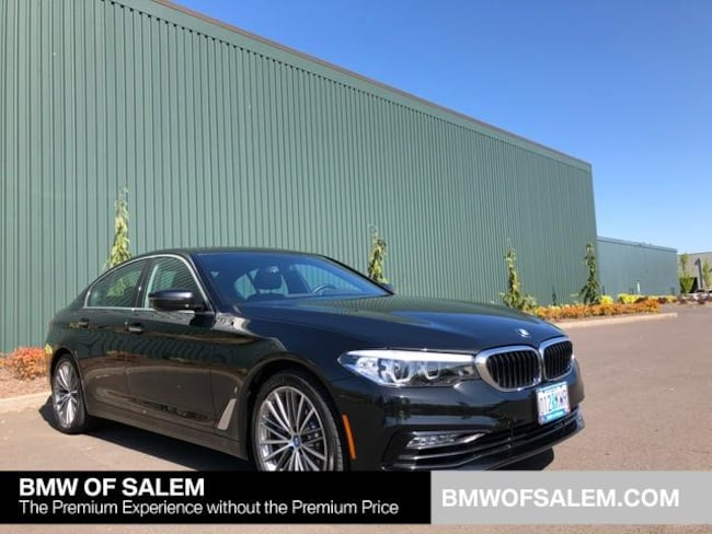 Used 2018 BMW 530e xDrive iPerformance Sedan Salem, OR